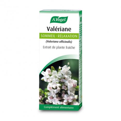 Valériane extrait de plante fraiche