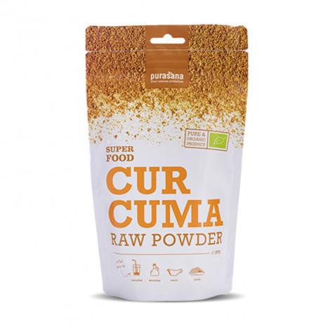 Curcuma bio en poudre
