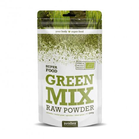 Green mix bio en poudre