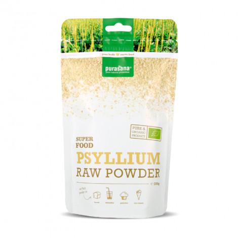 Psyllium bio en poudre
