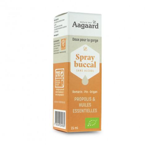 Spray buccal propolis