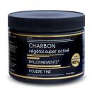 Charbon végétal super activé en poudre