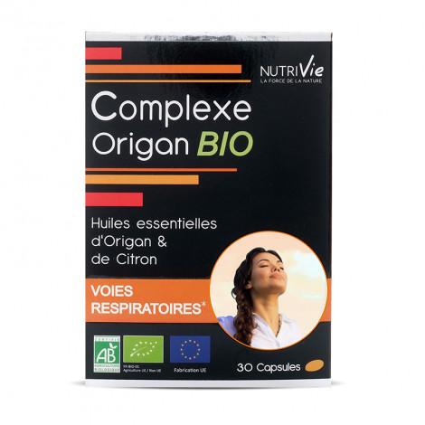 Complexe origan bio